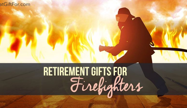 Firefighter Retirement Gifts