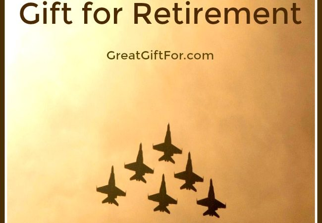 Air Force Retirement Gifts