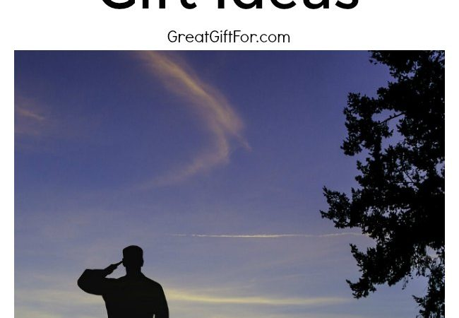 Military Retirement Gift Ideas